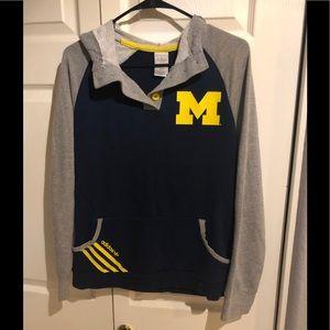 U of M sweatshirt. Medium. University of Michigan